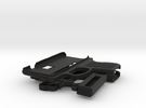iPhone 6 Gun Case in Black Strong & Flexible