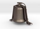 1.6 inch Scale Air Powered Bell in Stainless Steel