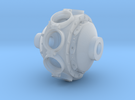 16th Clerget Crankcase in Frosted Ultra Detail