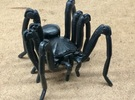 Articulated Tarantula in Black Strong & Flexible
