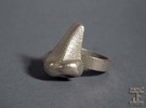 Amazing Zheng3 Nose Ring, Size 13 in White Strong & Flexible