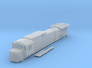 N Scale NS C39-8 With Nose Plate in Frosted Ultra Detail
