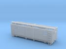 HOn3 MOW Boxcar A in Frosted Ultra Detail