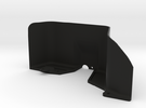 Vaterra Ascender Right Rear Inner Fender in Black Strong & Flexible