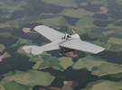 1/144 Nieuport 6M in White Strong & Flexible