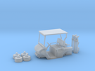 HO/1:87 Golf cart kit in Frosted Ultra Detail