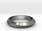 Infinity Ring - Size 12-1/2 in Premium Silver