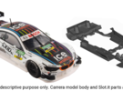 S10-ST4 BMW M4 DTM ch. SSD/STD in Black Strong & Flexible