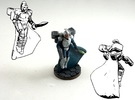 House Etryn Highblood in White Strong & Flexible