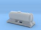FEA-F Spine Wagon Mounted Tank Module for N Gauge, in Frosted Ultra Detail