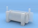 N Scale PRR L1 Front Air Cylinder in Frosted Ultra Detail