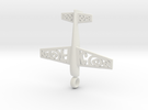 Stickxtra Pendant Flying Circus Special 60mm in White Strong & Flexible