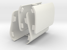 Saab 9-3 Viggen Jack Covers - Full Set Of 4 in White Strong & Flexible
