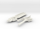 Large Astro Sword in White Strong & Flexible
