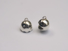 Pacman in Polished Silver
