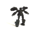 Alert Knight: Figure (No Weapons) in White Strong & Flexible