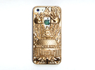 Illuminati IPhone 5 Cover in White Strong & Flexible