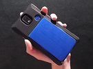 Samsung NOTE 3 kit-case in Black Strong & Flexible