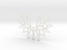 :Wings N Things: Pendant in Frosted Ultra Detail