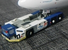 Airport GSE 1: 200 Goldhofer Pushback ATS 1 X 1360 in Frosted Ultra Detail