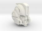 Age of Extinction Voyager Ironhide Head for AOE Ho in White Strong & Flexible