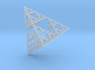 Sierpinskifull-pox10x10 bara change scale in Frosted Ultra Detail
