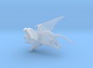 SMALL Flying Rat 3 in Frosted Ultra Detail