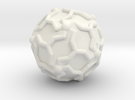 d30 blank in White Strong & Flexible