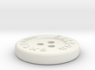 Generated button in White Strong & Flexible