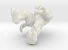 Mindless Rock Monster 1 in White Strong & Flexible