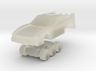 Scamper Mini-car in Transparent Acrylic
