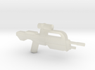 Battle Rifle 50 Model in Transparent Acrylic