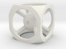 design dice in White Strong & Flexible