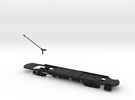 #87-2201 - without pilot - Unterbody for #87-1201 in Black Strong & Flexible