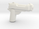 M9a in White Strong & Flexible