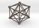 Great Dodecahedron in Stainless Steel