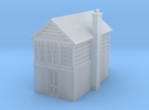 T-gauge Signal Box British in Frosted Ultra Detail