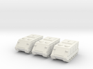 15mm Gavin APC (x3) in White Strong & Flexible