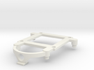ARD4-PCB-MNT in White Strong & Flexible