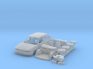 NAM01 1:148 Austin Maestro in Frosted Ultra Detail