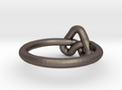 Love Knot-sz15 in Stainless Steel