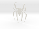 Original Spider logo in White Strong & Flexible