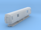 NZ120 - AK Styled Luggage Car in Frosted Ultra Detail