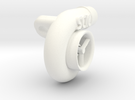 SCIC TURBO in White Strong & Flexible Polished