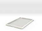 iPad Mini Tubes Case in White Strong & Flexible