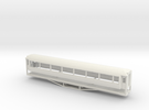 AO Carriage, New Zealand, (S Scale, 1:64) in White Strong & Flexible