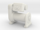 1/10 Scale Warn M8274 Scale Crawler Winch in White Strong & Flexible