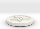 Paragade Token in White Strong & Flexible