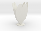 Valintine Vase in White Strong & Flexible