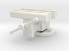 1/10 Scale Benchtop Vice in White Strong & Flexible